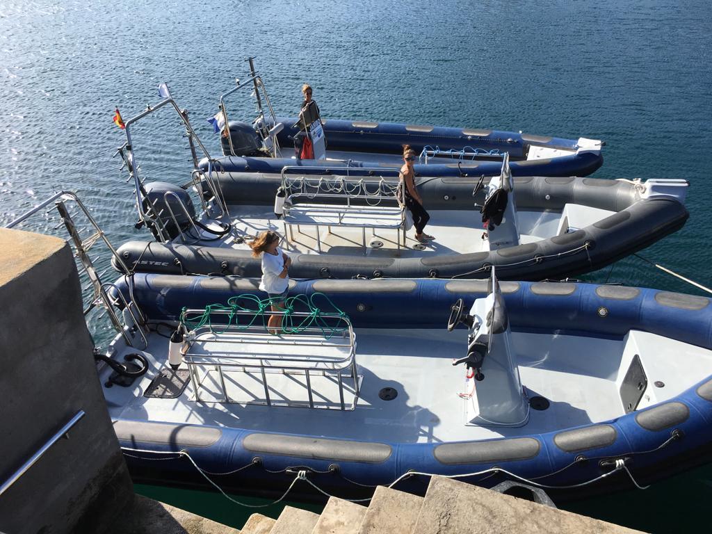 MAKALU: nuestro nuevo barco