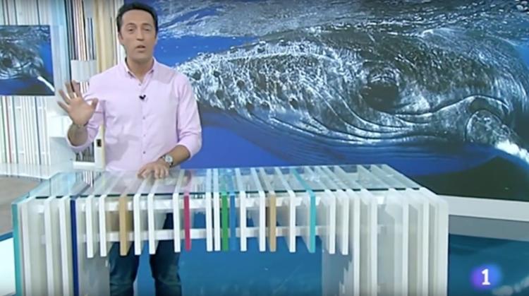 Buceo la Restinga - El Hierro -  en los medios (Aquí la Tierra, TV1)