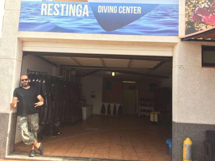 Buceo la Restinga - El Hierro - en los medios (Atlantico hoy)